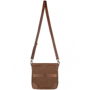 Dubarry Ardmore Messenger Bag Walnut
