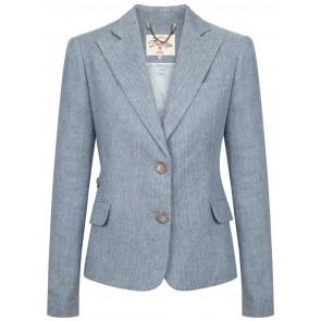 Dubarry Blairscove Linen Blazer Blue
