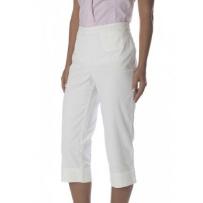 Dubarry Bluebell Cropped Trousers White