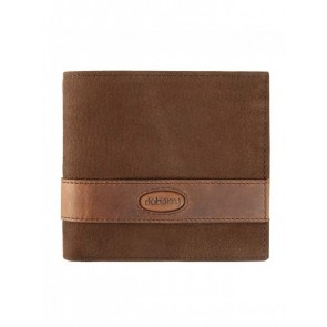 Dubarry Grafton Leather Wallet Walnut