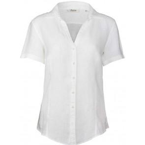Dubarry Hyacinth Linen Shirt White