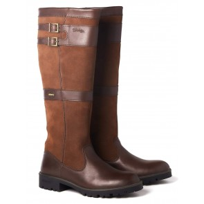 Dubarry Longford Boot Walnut