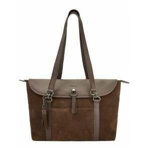 Dubarry Parkhall Tote Bag Cigar