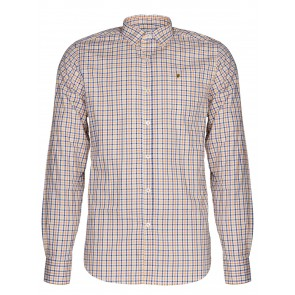 Dubarry Ballincollig Check Shirt Gold Multi