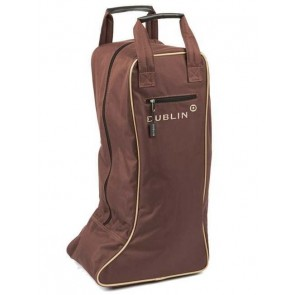 Dublin Imperial Boot Bag Chocolate