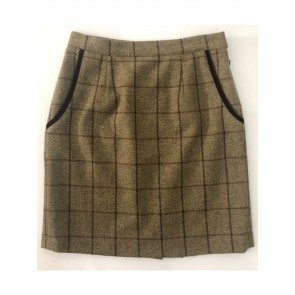 Alan Paine Duchess Ladies Skirt Olive