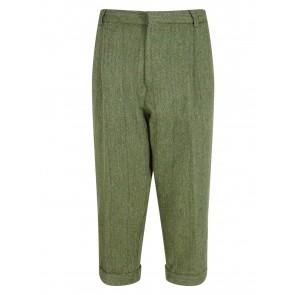 Hoggs of Fife Helmsdale Tweed Breeks Green