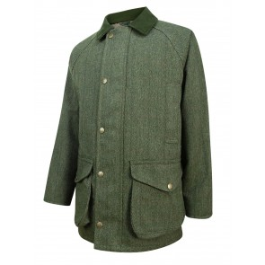 Hoggs of Fife Helmsdale Tweed Jacket Green