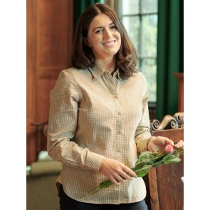 Hoggs of Fife Brook Ladies Country Checked Shirt