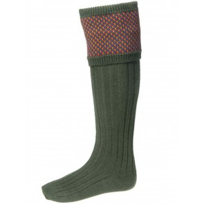 House of Cheviot Tayside Spruce Shooting Socks