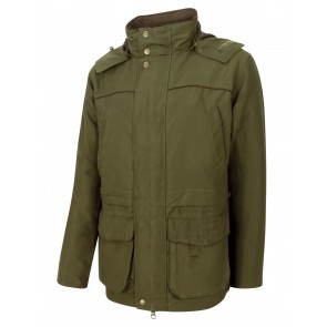 Hoggs of Fife Kincraig Field Jacket Olive Green