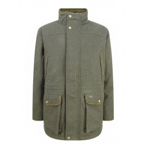 Hoggs of Fife Lairg Wool Field Jacket