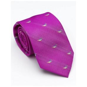 Laksen Swimming Duck Tie Pink