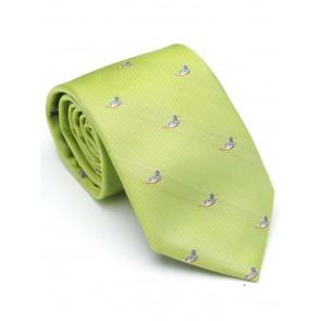Laksen Swimming Duck Tie Lime