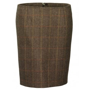 Laksen Blair Tweed Skirt