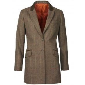 Laksen Blair Ladies Tweed Top Coat
