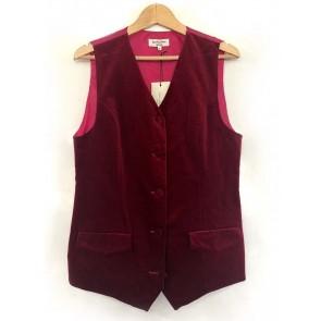 Laksen Bereleigh Limited Edition Velvet Waistcoat