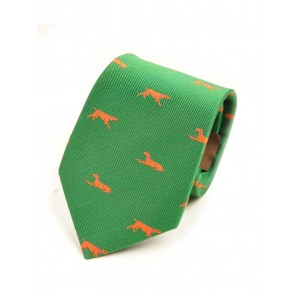 Laksen Dog Tie Shamrock Green