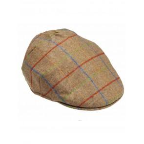 Laksen Melville Ladies Tweed Cap
