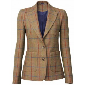Laksen Melville Ladies Tweed Dress Jacket