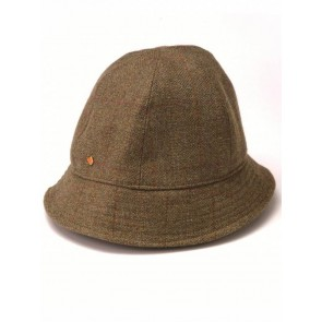 Laksen Teviot Tweed Hat