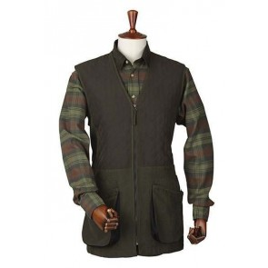 Laksen Wingshooter Shooting Vest Green