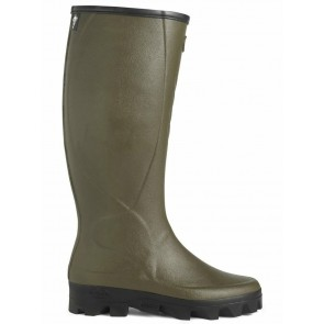 Le Chameau Ceres Jersey Agri Boot Green