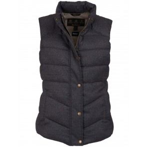 Barbour Meadow Gilet Taupe/Herringbone