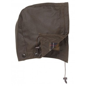 Barbour Classic Sylkoil Hood Olive