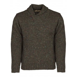 Dubarry Moriarty Chunky Sweater Olive