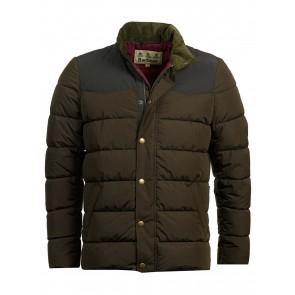 Barbour Stevenson Quilted Jacket Olive