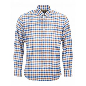Barbour Dulton Brown Shirt