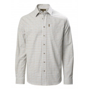 Musto Classic Twill Shirt Oban Toffee
