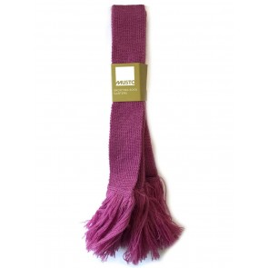 Musto Thistle Garter Ties Pink