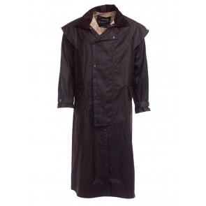 Barbour Stockman Coat Brown