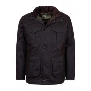Barbour Latrigg Wax Jacket Rustic