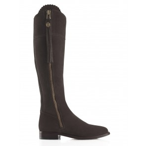Fairfax and Favor Regina Boots Chocolate