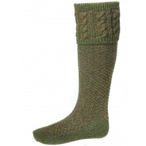 House of Cheviot Reiver Shooting Socks Scotspine