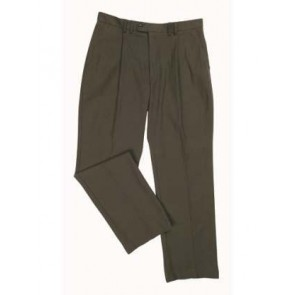 Barbour Relaxed Fit Moleskin Trousers Olive