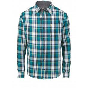 Jack Murphy Aqua Check Shirt