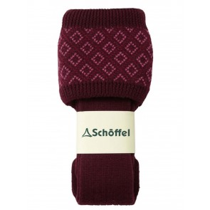 Schoffel Ladies Diamond Sock