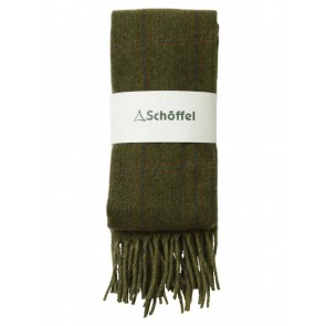 Schoffel House Sandringham Tweed Scarf
