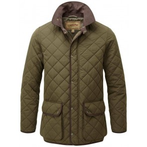 Schoffel Barrowden Quilted Jacket Dark Olive