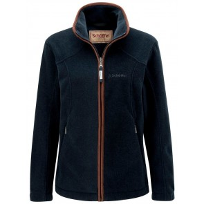 Schoffel Burley Ladies Fleece Slate Blue