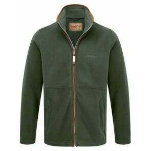 Schoffel Cottesmore Fleece Jacket Cedar Green