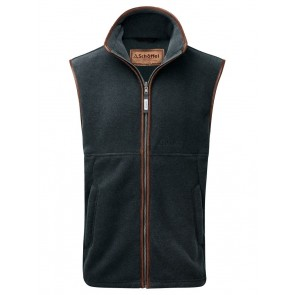 Schoffel Oakham Fleece Gilet Kingfisher