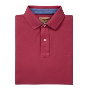 Schoffel Polo Shirt Pink