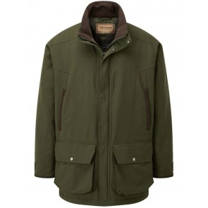 Schoffel Ptarmigan Classic Coat Hunter Green