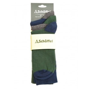 Schoffel Rock Sock 3 Pack