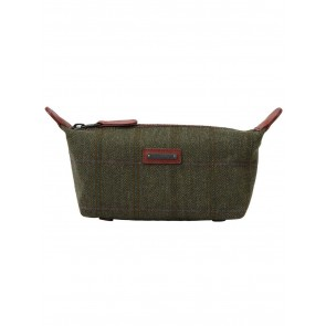 Schoffel Sandringham Tweed Wash Bag